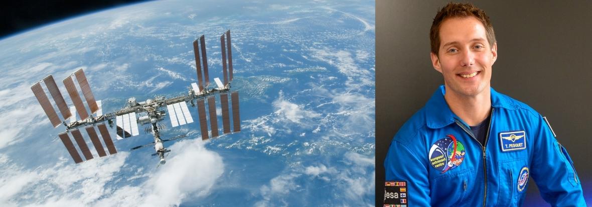 Le 10 ème astronaute français part dans l'espace.