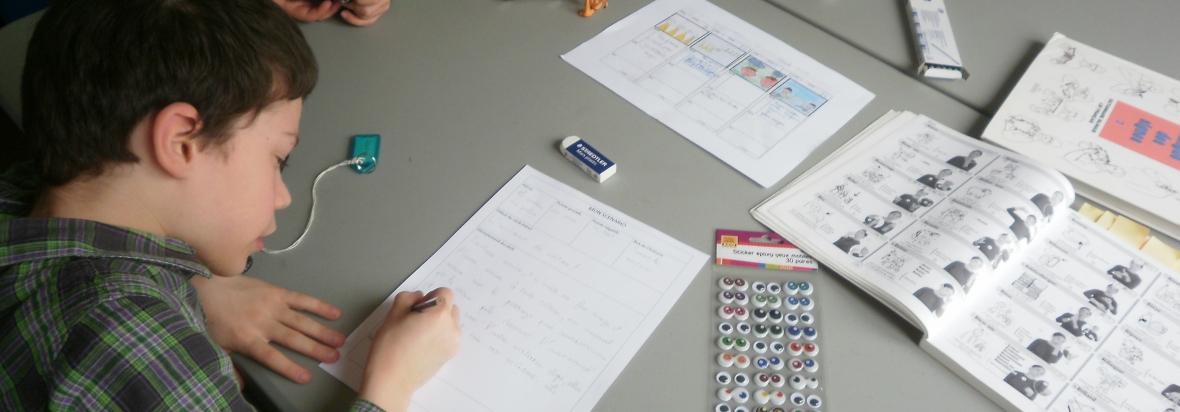 Les ateliers pour les scolaires