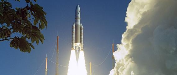 Ariane 5 décollage