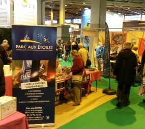 PAE au salon destination nature