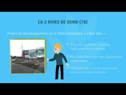Mai 2015, la CA2RS remporte le Prix Énergie Citoyennes 2015 notamment grâce au projet coeur vert